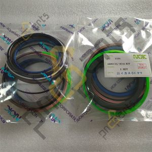 CAT320L 1270630 Arm cyl seal kit 300x300 - CAT E320 E320L Arm Cylinder Seal Kit 127-0630 1270630