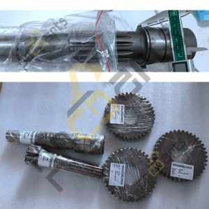 E323 209 5897 motor shaft 300x300 - E323 Motor Shaft 209-5897 Gear Parts For CAT 323 Excavator