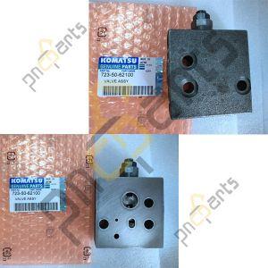 PC160 7 self reducing valve 723 50 62100 300x300 - Komatsu PC160-7 Self-reducing Valve Pressure Control Valve 723-50-62100