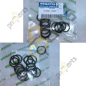 PC220 6 O ring 07000 12020 300x300 - Komatsu OEM Parts PC220-6 O Ring 07000-12020