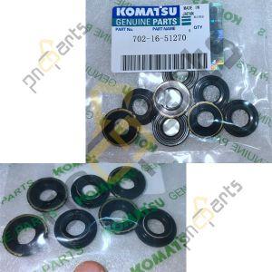 PC220 6 Seal wiper 702 16 51270 300x300 - Komatsu Excavator Parts PC220-6 Seal 702-16-51270