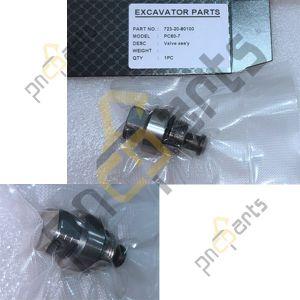PC60 7 relief valve 723 20 80100  300x300 - Komatsu Hydraulic Valve PC60-7 Relief Valve 723-20-80100