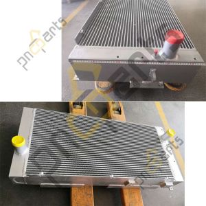R330LC 9S Radiator Coolant Water Tank 300x300 - R330LC-9S Radiator 11Q9-42030 Coolant Water Tank 1160*540*160mm