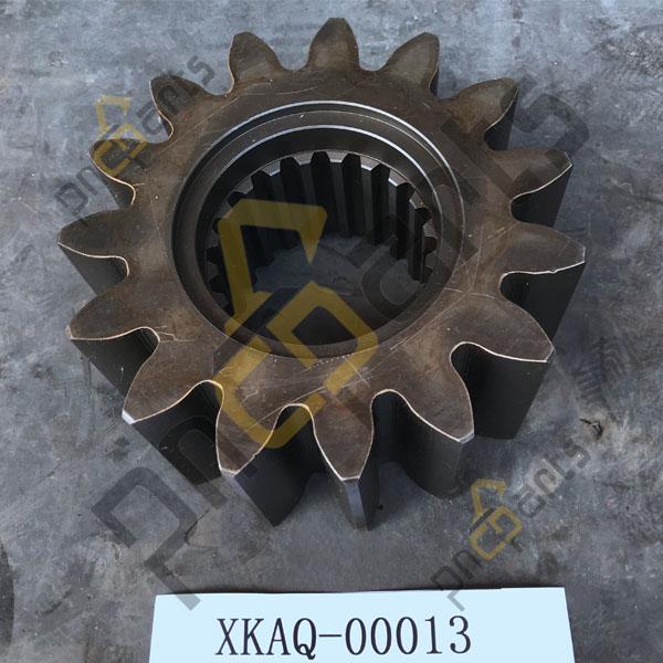 XKAQ 00013 Gear pinion - Hyundai R290-7 Gear Pinion XKAQ-00013 for R305-7 Swing Reduction Gear