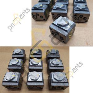 PC300 7 8 PC400 7 8 PC130 8 PC160 7 Solenoid valve seat 702 21 55951 300x300 - PC300-7 Block PC400-8 Valve Seat 702-21-55951 Hydraulic Pump Inner Parts