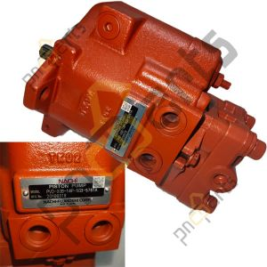 ZX18 PVD 00B hydraulic pump 300x300 - ZX18 Main Pump PVD-00B-14P-5G3 Nachi Geunine Pump