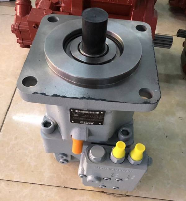 8 - All Kinds of Genuine Piston Pump - KYB, NACHI,REXROTH