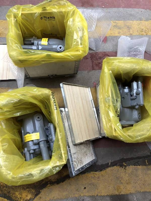 20 - All Kinds of Genuine Piston Pump - KYB, NACHI,REXROTH