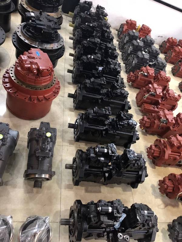 ll - All Kinds of Genuine Piston Pump - KYB, NACHI,REXROTH